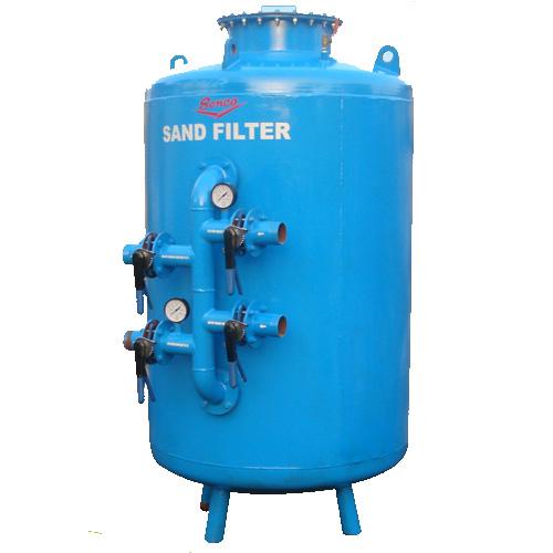 sand-filter