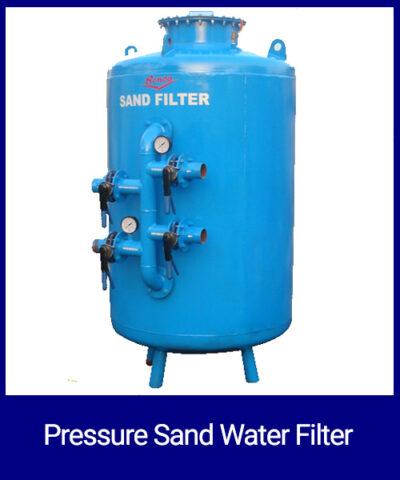 pressure-sand-filter