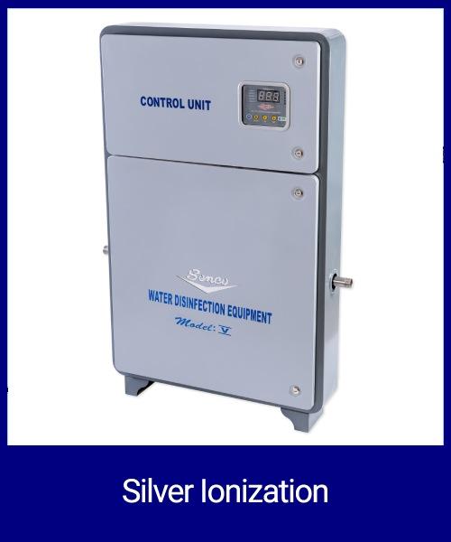 silver-ionization
