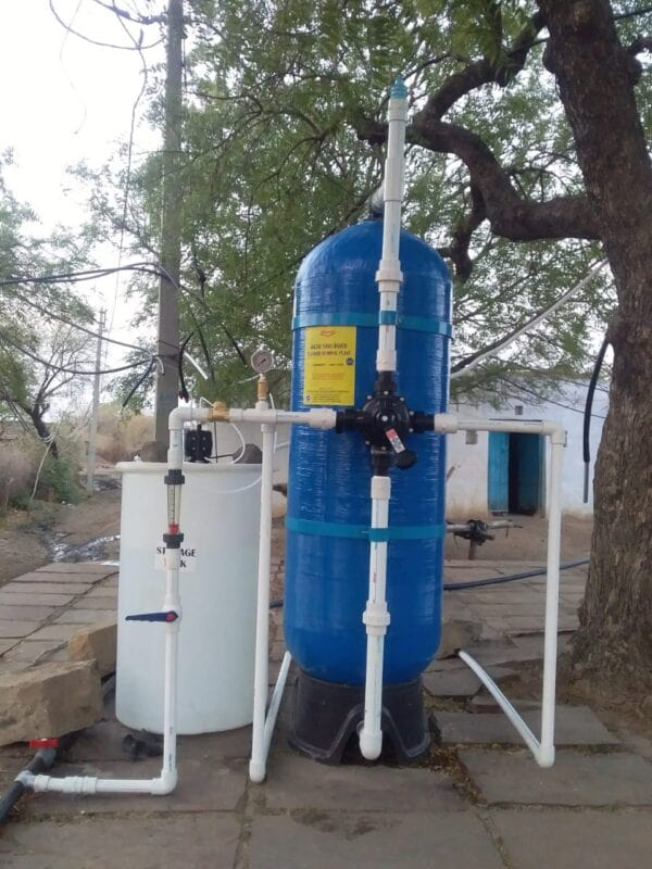 csir approved fluoride removal plant